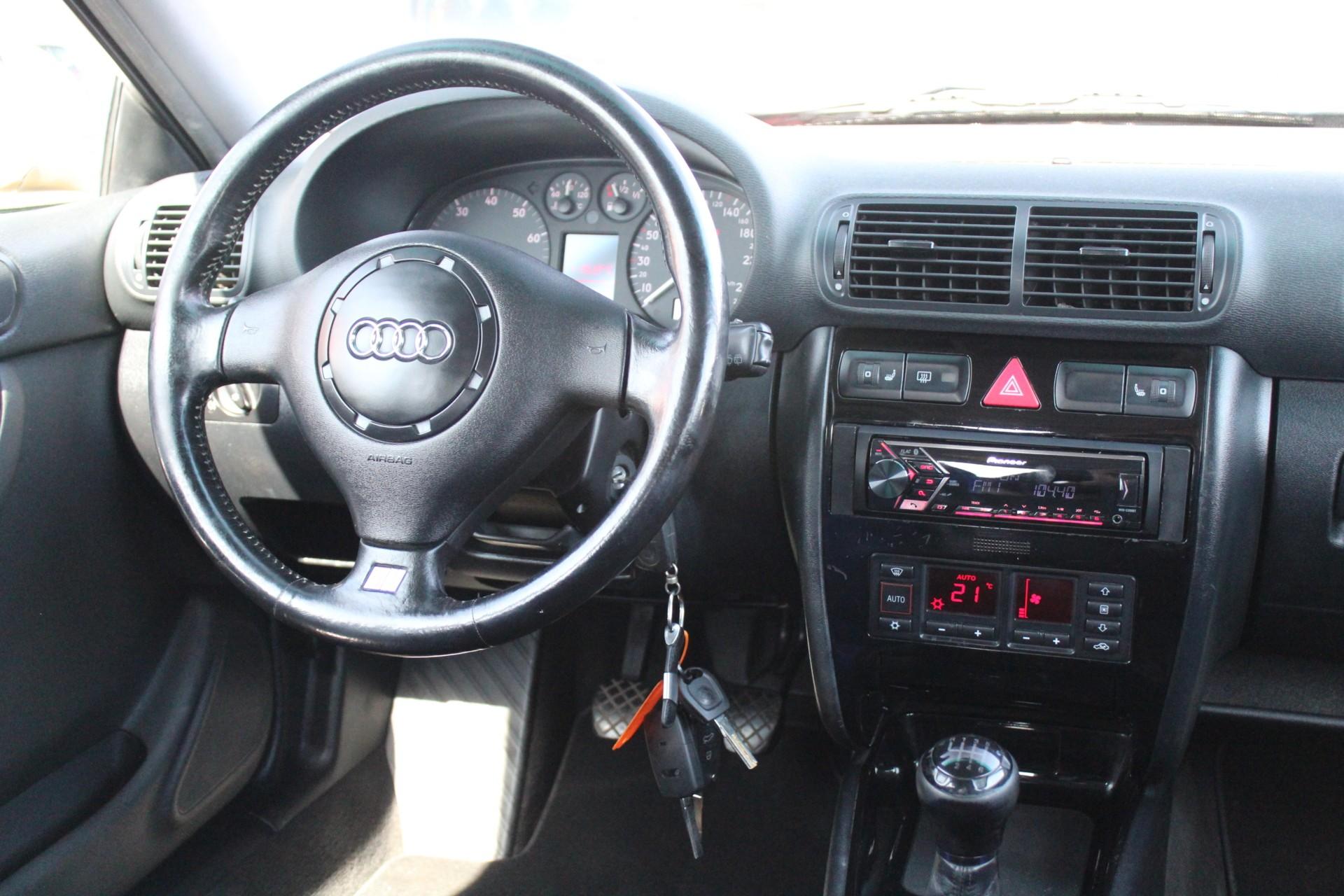 Caroutlet Groningen - Audi S3 1.8T 225PK | NIEUWSTAAT | RVS UITLAAT | LEDER/ALCANTARA
