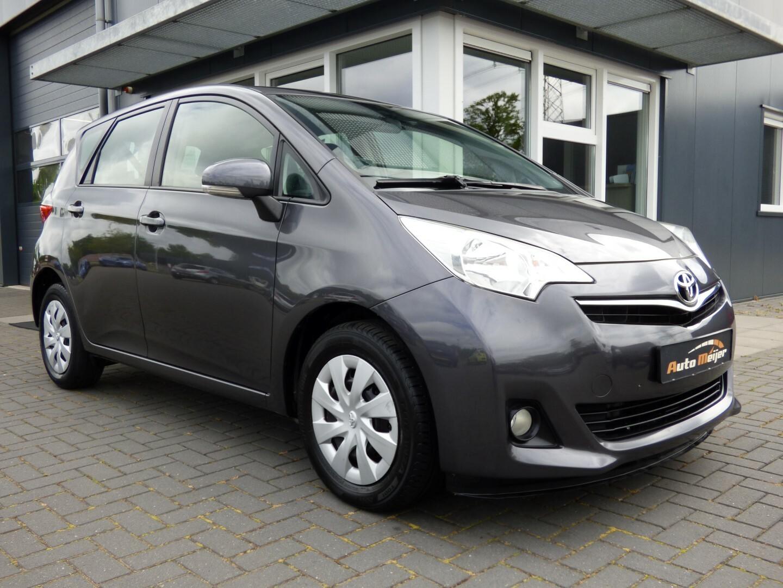 Toyota Verso-S HELAAS VERKOCHT!!!