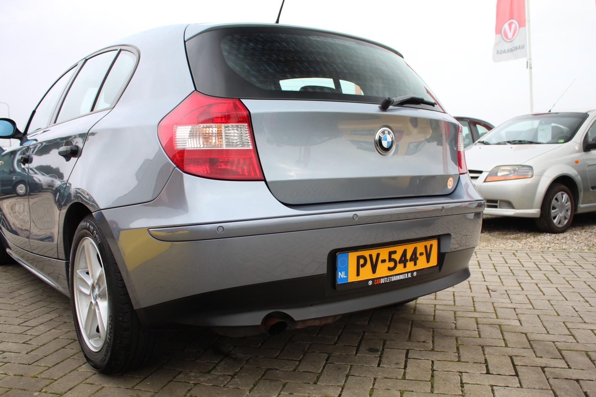 Caroutlet Groningen - BMW 1-serie 118i High Executive | NAVI | CLIMA | CRUISE