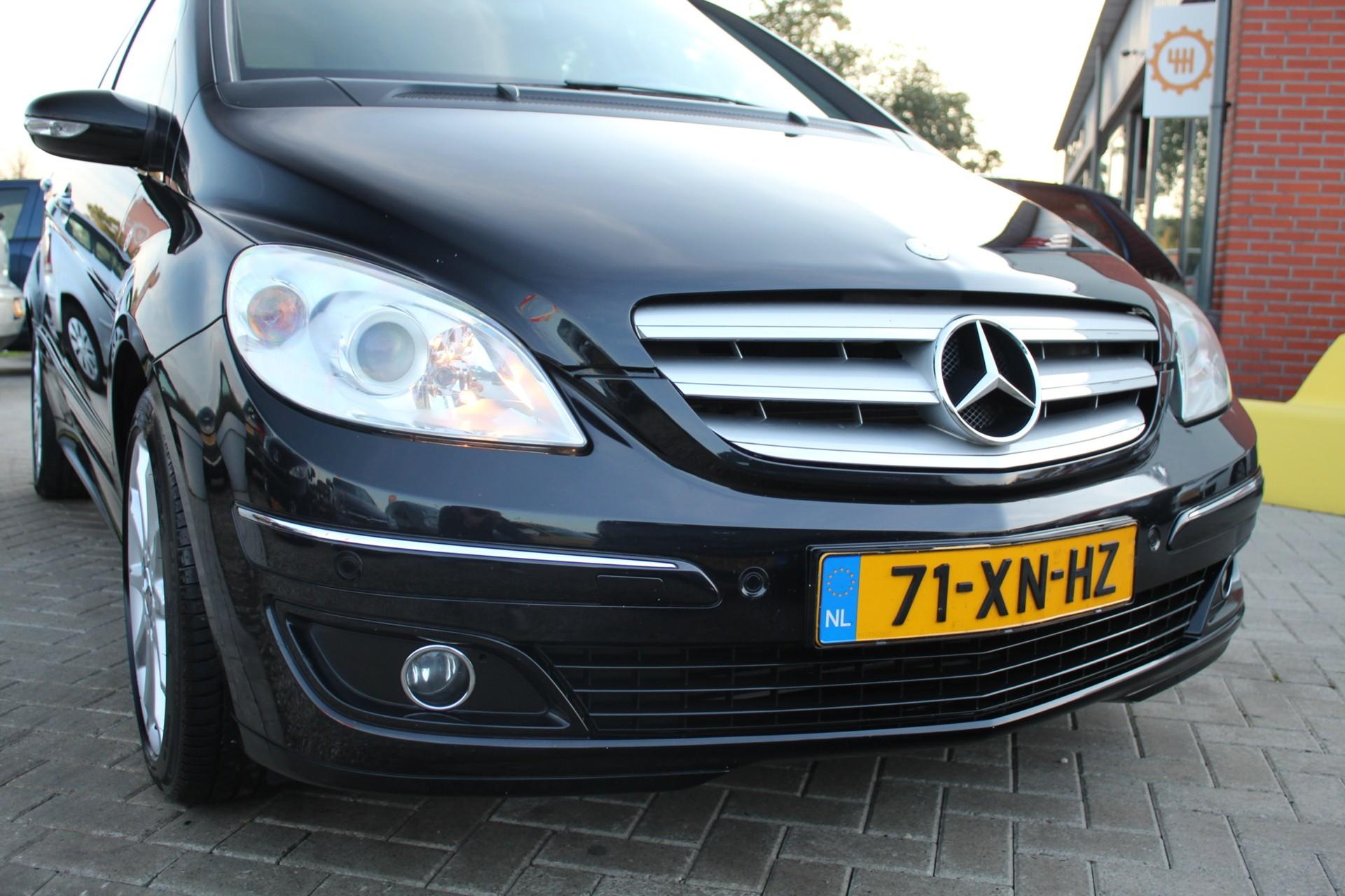 Caroutlet Groningen - Mercedes B-klasse 200 Turbo 200PK | AUT | LEER | NAVI | CRUISE