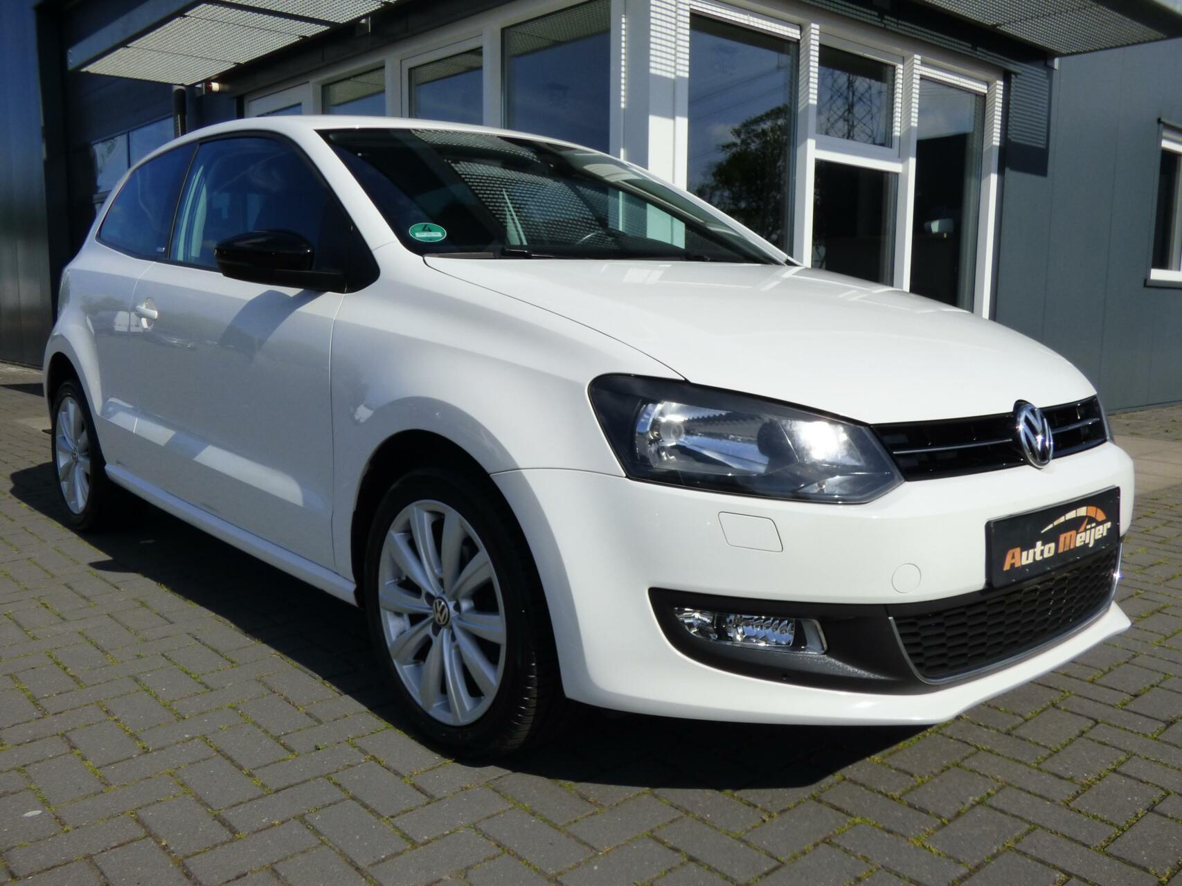 Volkswagen Polo 1.2 Style   AIRCO   131000 KM!!!