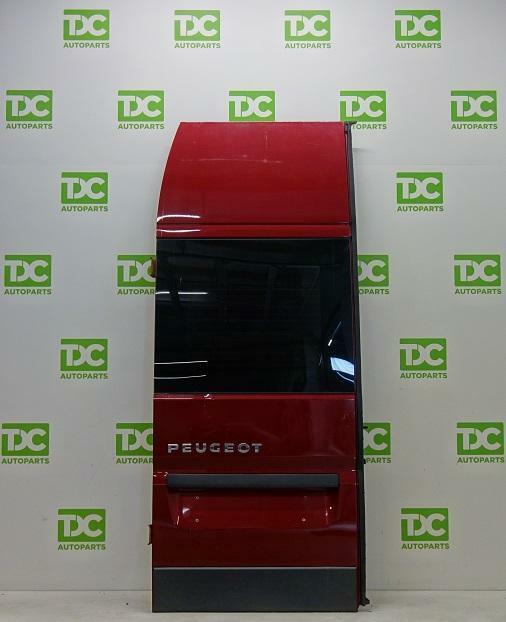 Peugeot Boxer ('06-'19)Achterdeur linksrood H3