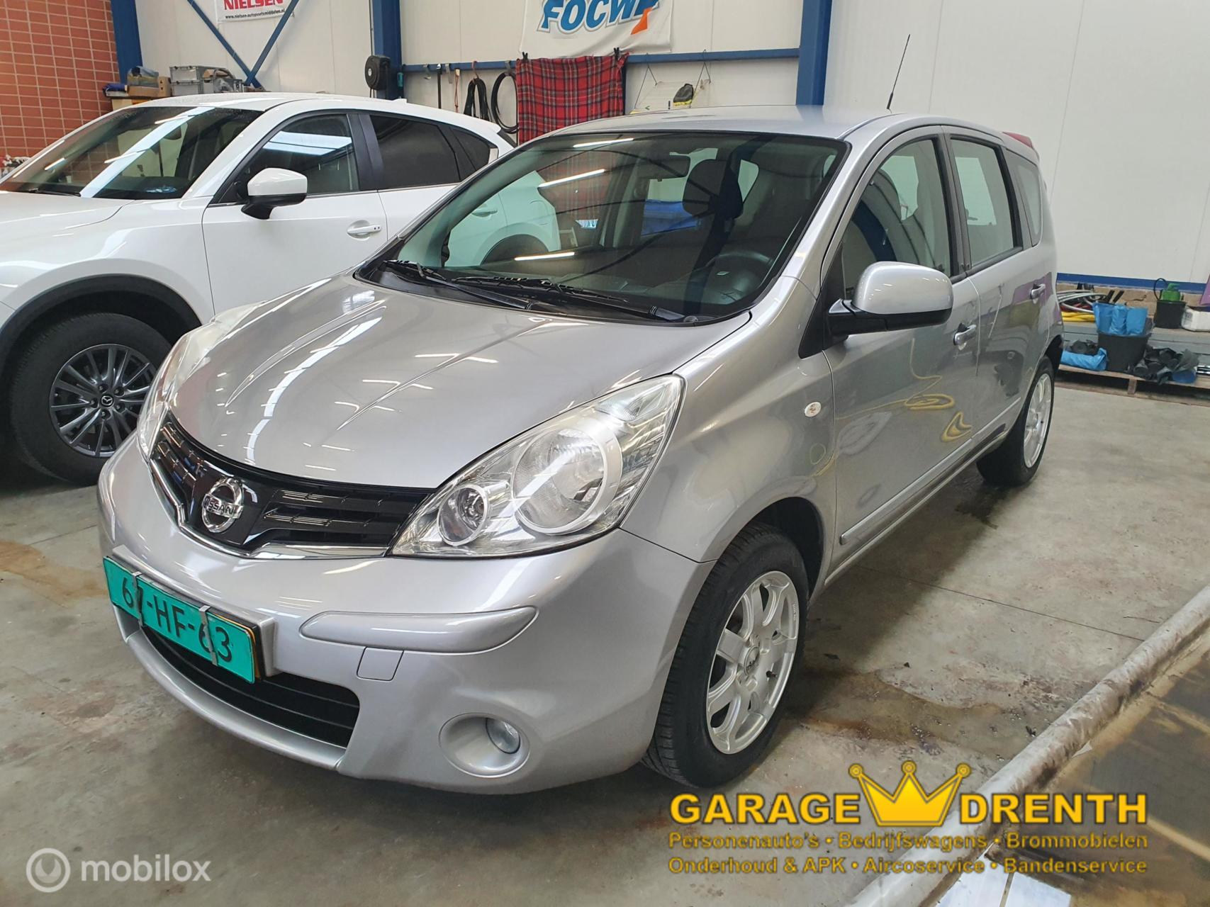 Nissan Note 1.4 Connect Edition
