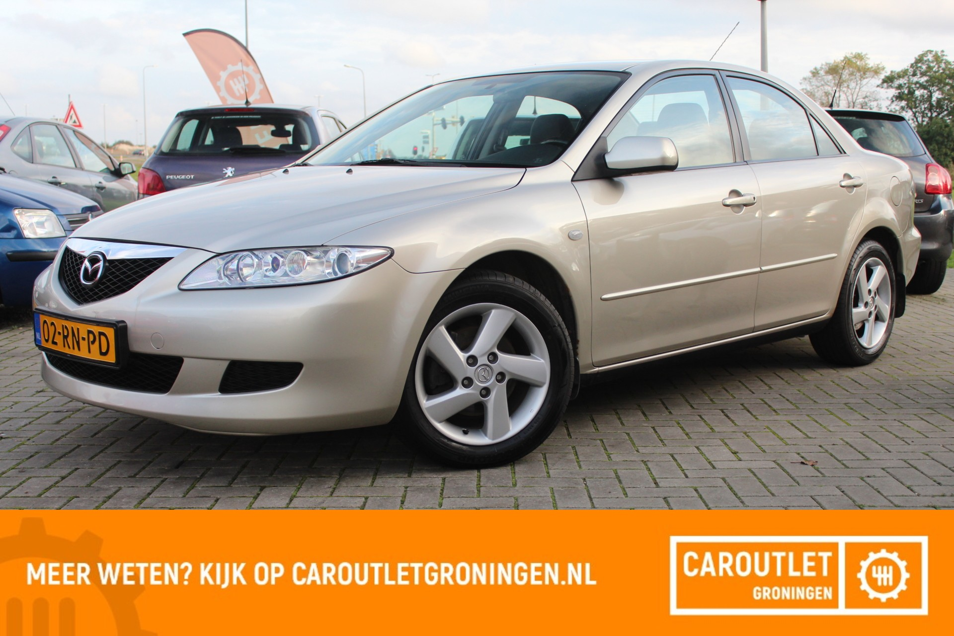 Mazda 6 2.0i Executive | CLIMA| CRUISE | TREKHAAK