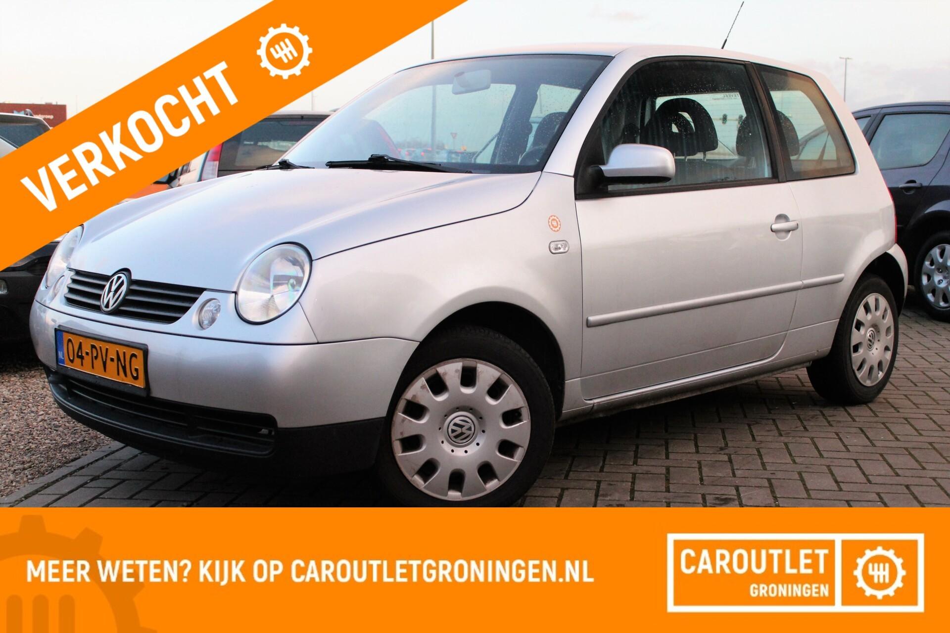 Volkswagen Lupo 1.4 Athene | NET BINNEN | 2005 | TOPSTAAT