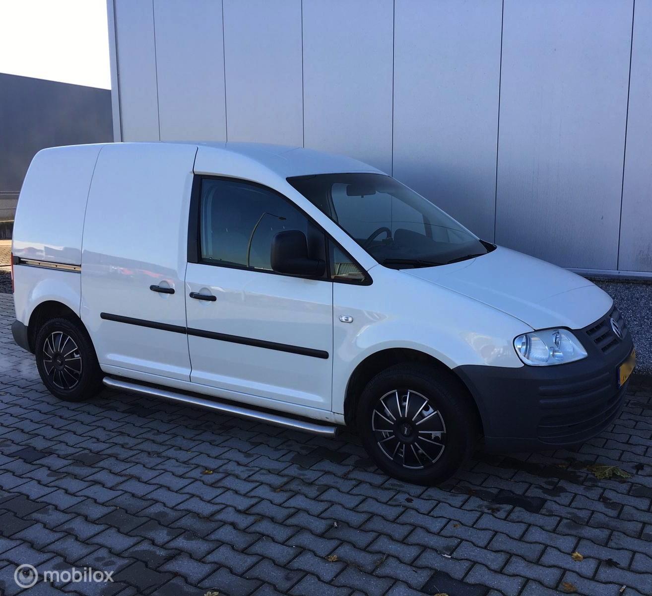 Volkswagen Caddy 2.0SDI AIRCO € 2450,- EX BTW