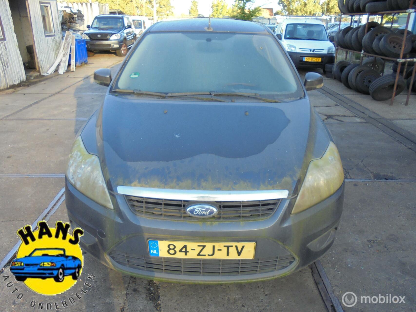 Ford Focus Wagon 1.6 TDCi Titanium 2006 - 2012