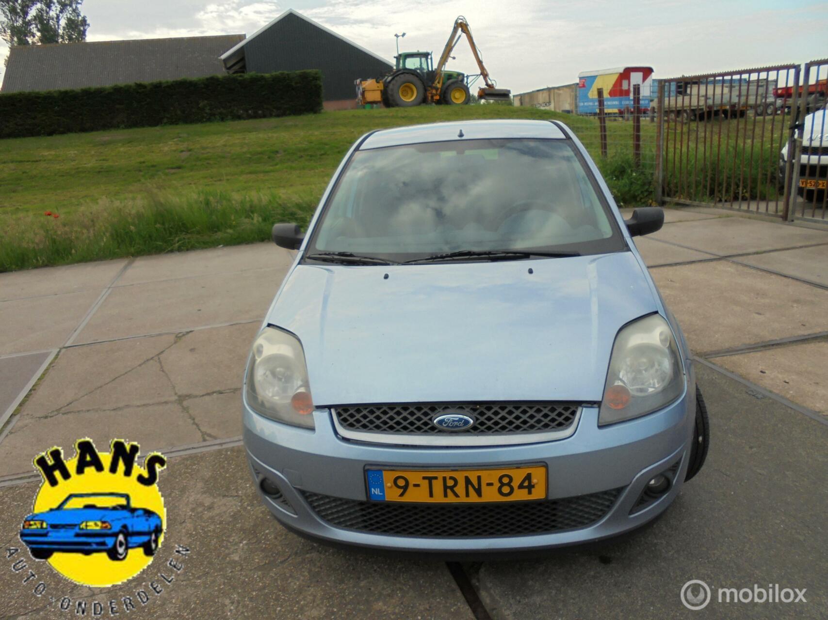 Ford Fiesta 1.3-8V Style 2001 - 2008