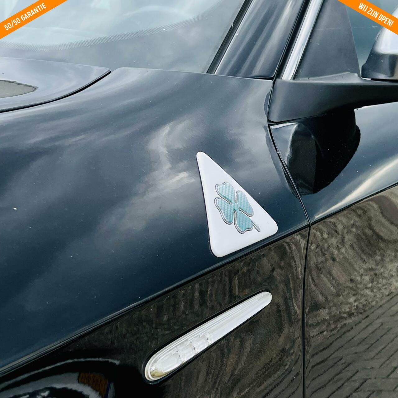 Caroutlet Groningen - Alfa Romeo Giulietta 1.7 TBi Quadrifoglio Verde 236PK | NAVI | CRUISE | LEDER | QV