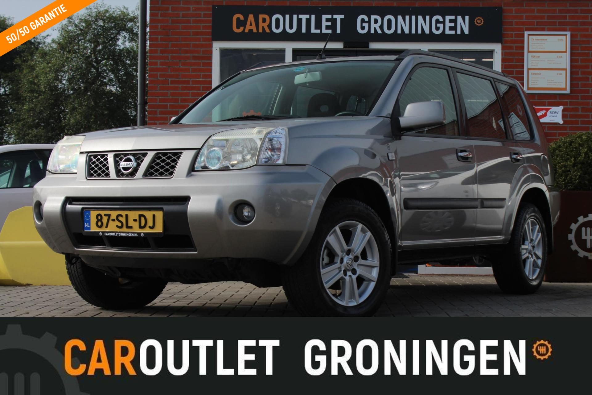 Caroutlet Groningen - Nissan X-Trail 2.0 Columbia Style 2wd | AIRCO |  TREKHAAK |