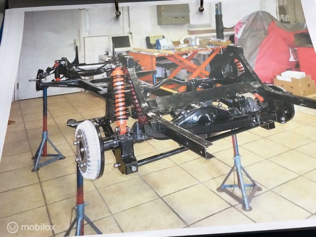 Honda S800 Cabriolet MK II