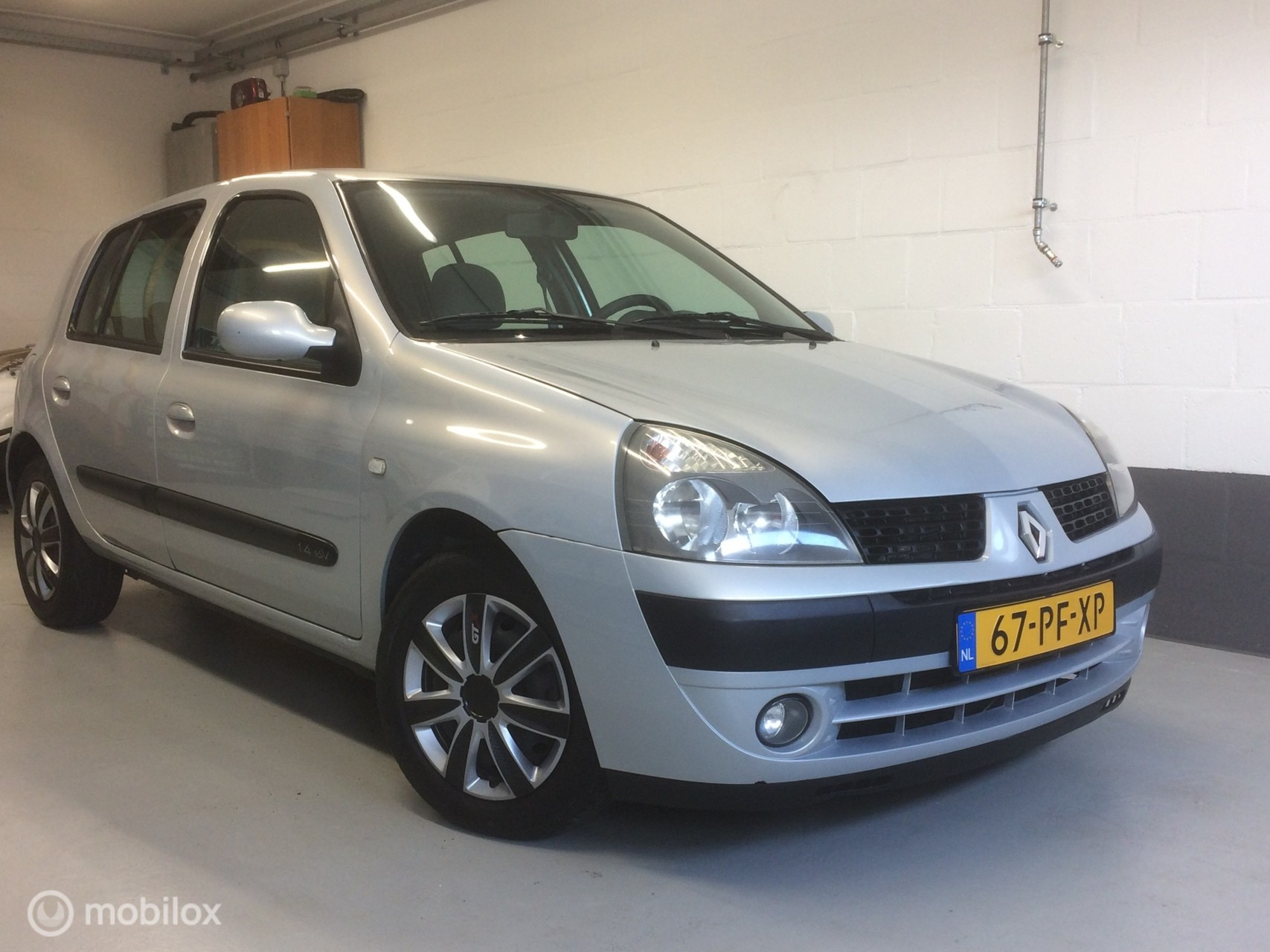 Renault Clio II 1.4-16V Dynamique Comfort