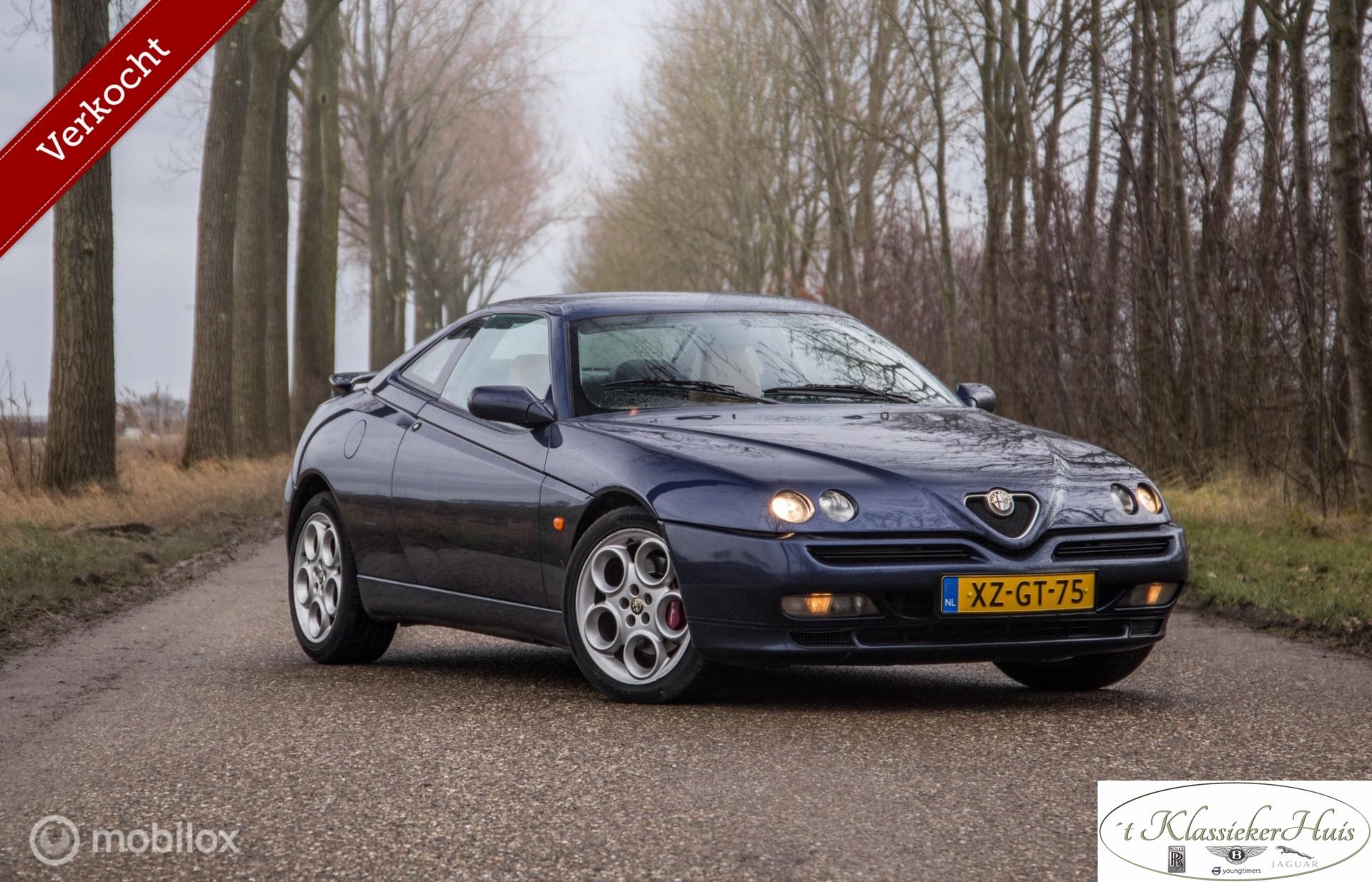 Alfa Romeo GTV 3.0-24V V6 L nwe distributie