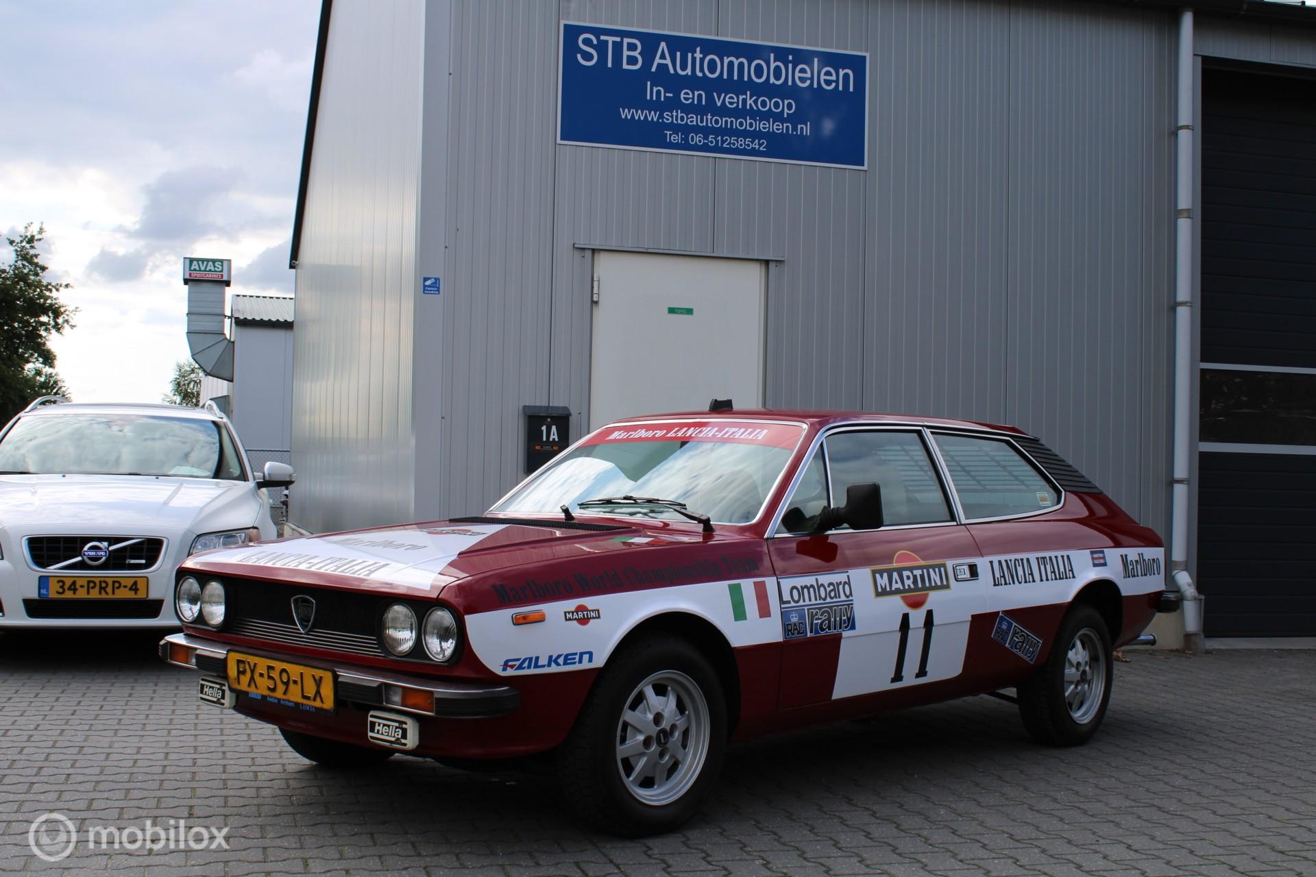 Lancia Beta 2000 HPE, Origineel NL, Slechts 49.199 km's