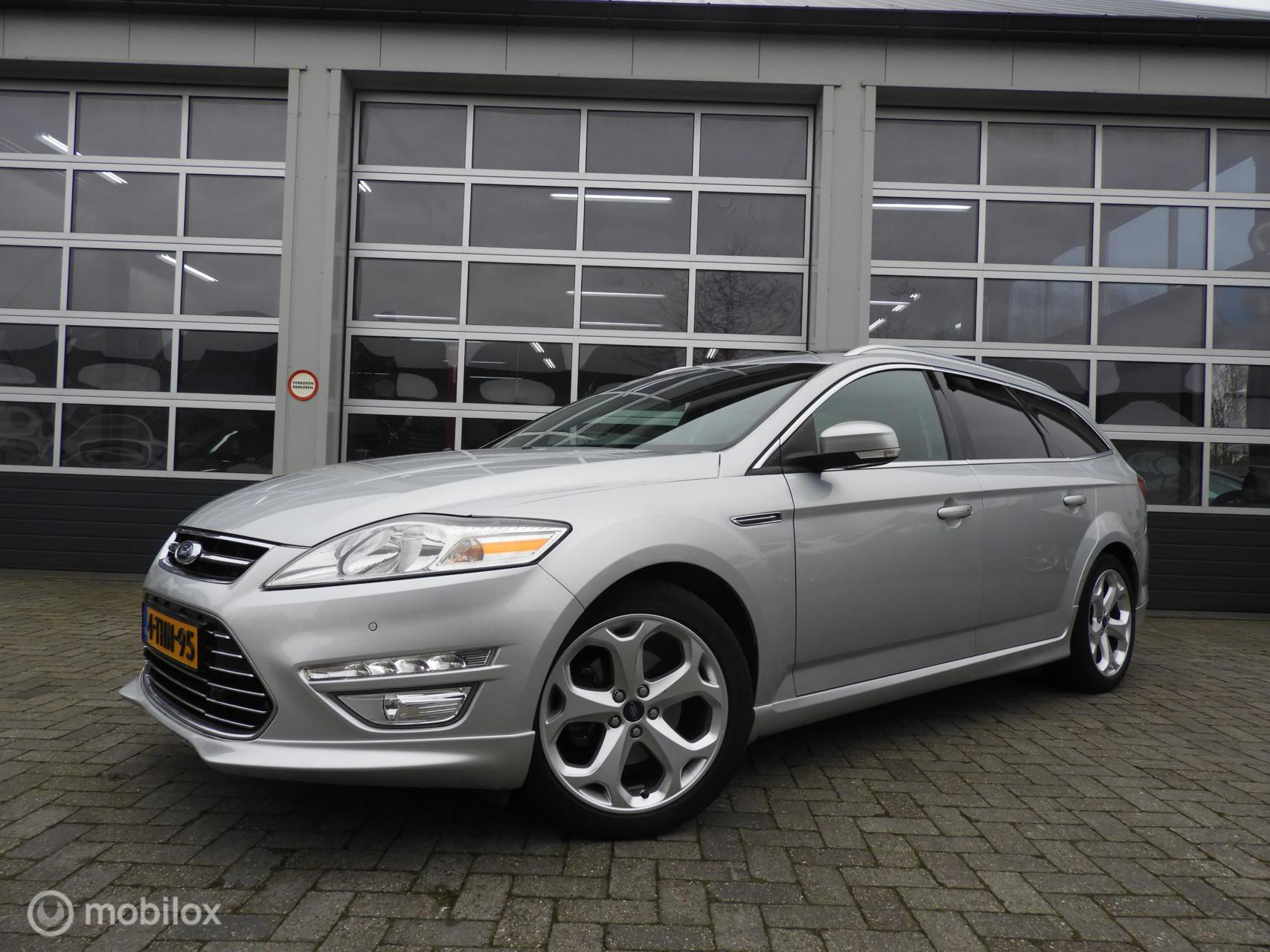 Ford Mondeo Wagon 2.2 TDCi S-Edition