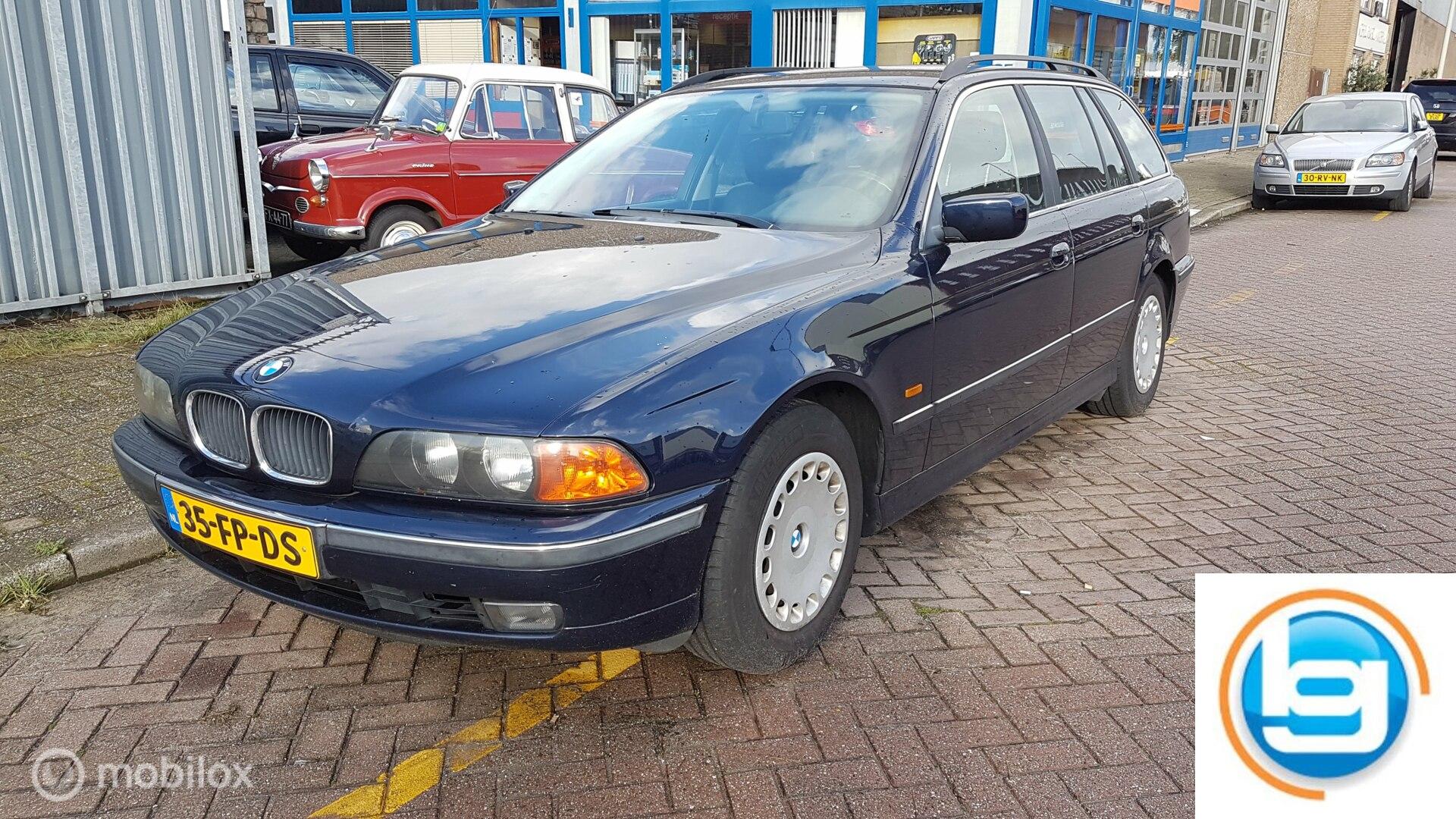 BMW 5-serie Touring 520i Executive