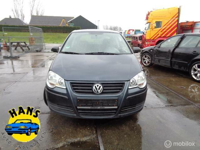 Volkswagen Polo 9N3 1.2-12V Comfortline 2001 - 2007