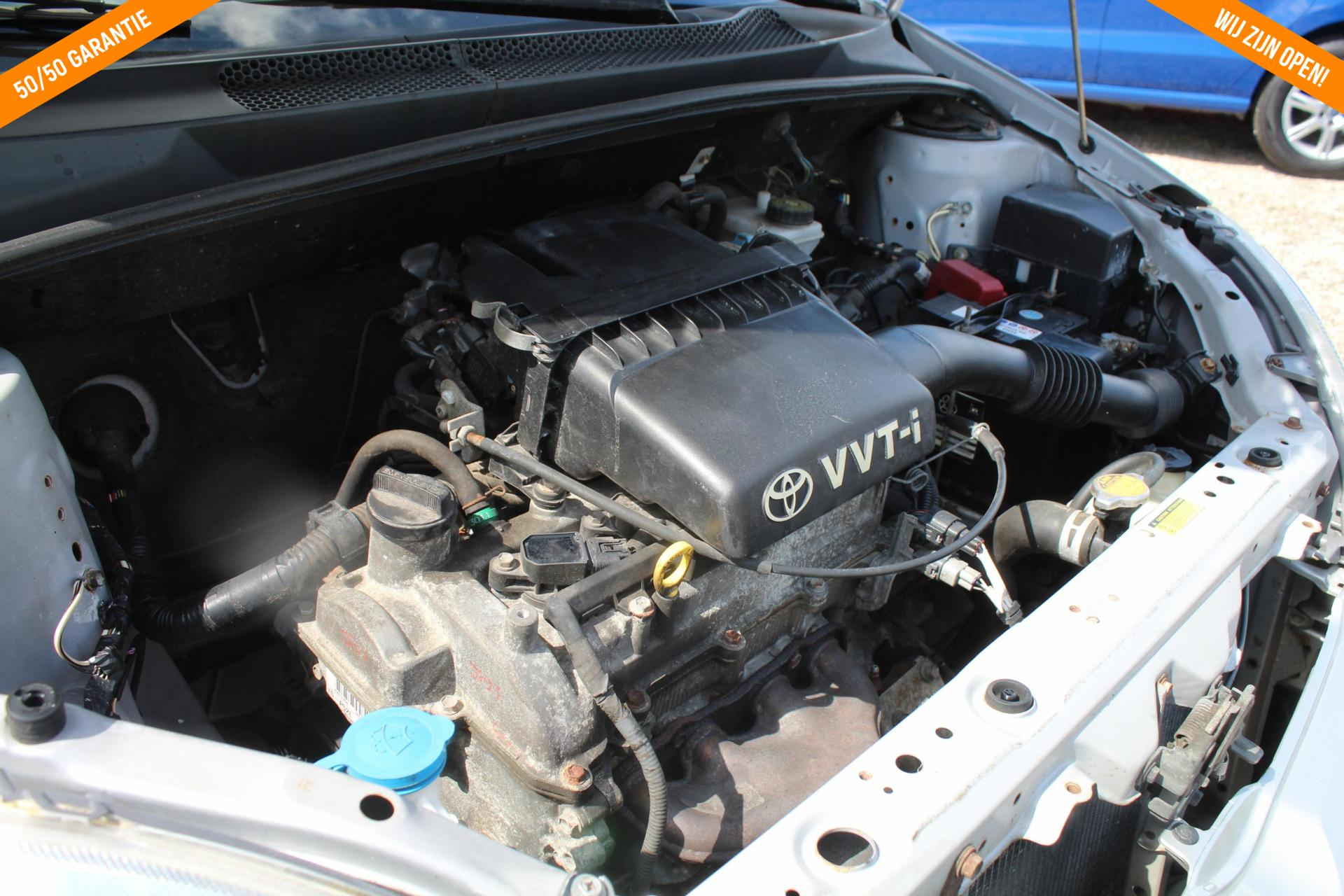 Caroutlet Groningen - Toyota Yaris 1.0 VVT-i Terra | NW APK | 2004 | ELEK PAKKET