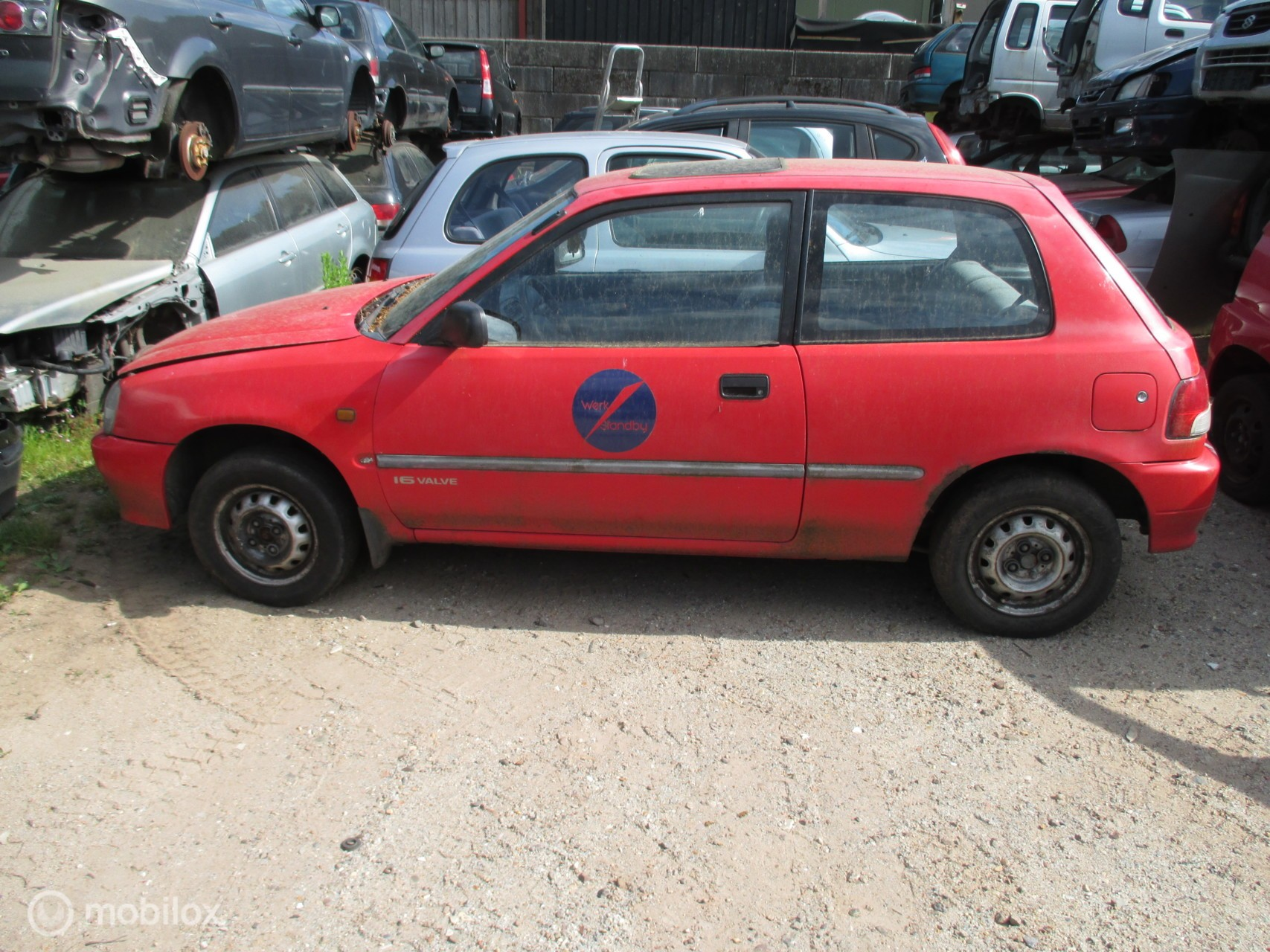 Onderdelen Daihatsu Charade 1.3i TS G200 1997