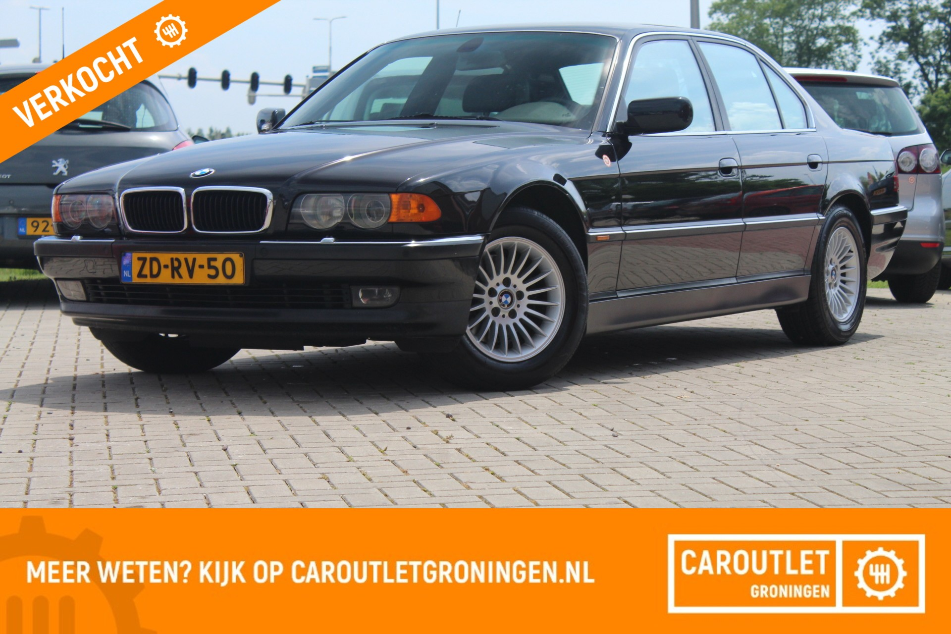 Caroutlet Groningen - BMW 7-serie 730d Executive | TOPSTAAT | 2E EIGENAAR | AUT | LEER