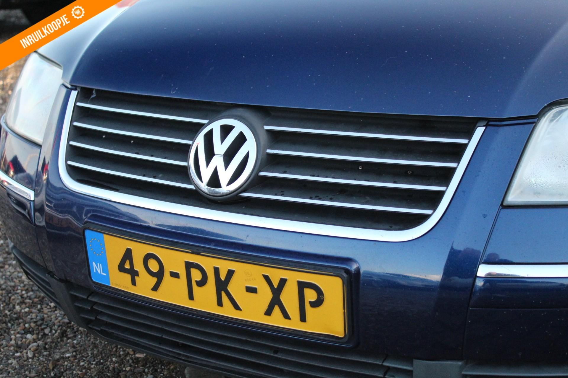 "Caroutlet Groningen - Volkswagen Passat 2.0-20V Comfortline   CLIMA   19"" LMV   CRUISE"