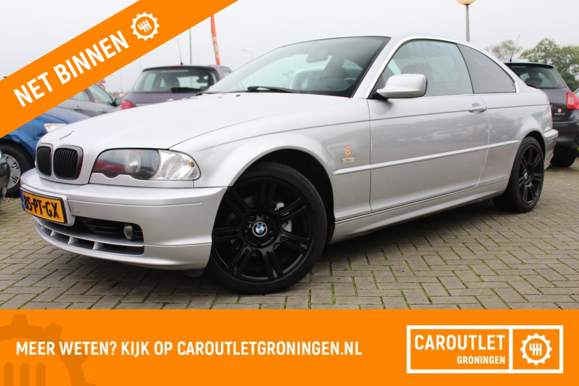 BMW 3-serie Coupé 323Ci Executive | SPORTSTOELEN | LEER |