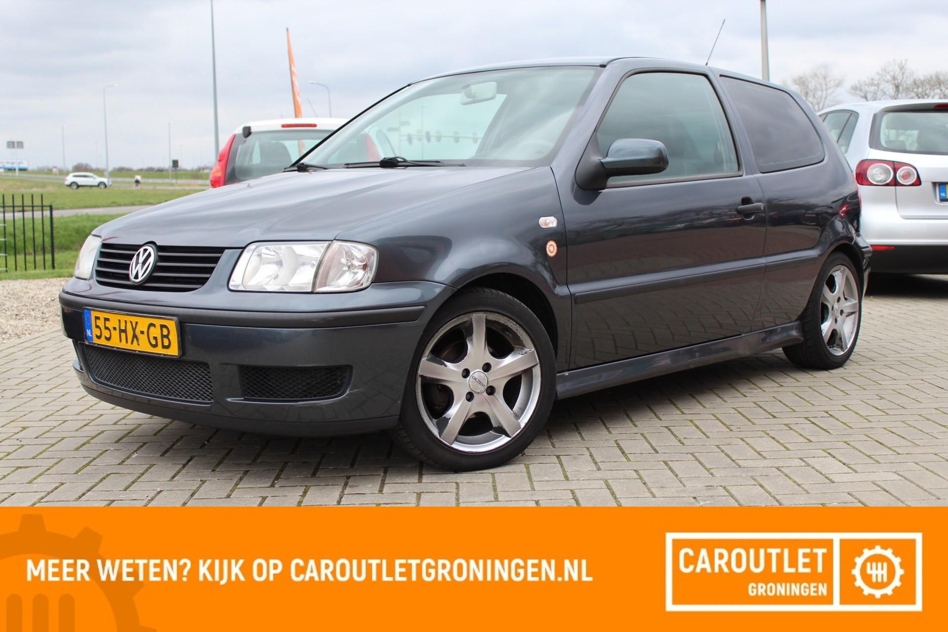Caroutlet Groningen - Volkswagen Polo 1.4-16V | NIEUWE APK | INRUILKOOPJE