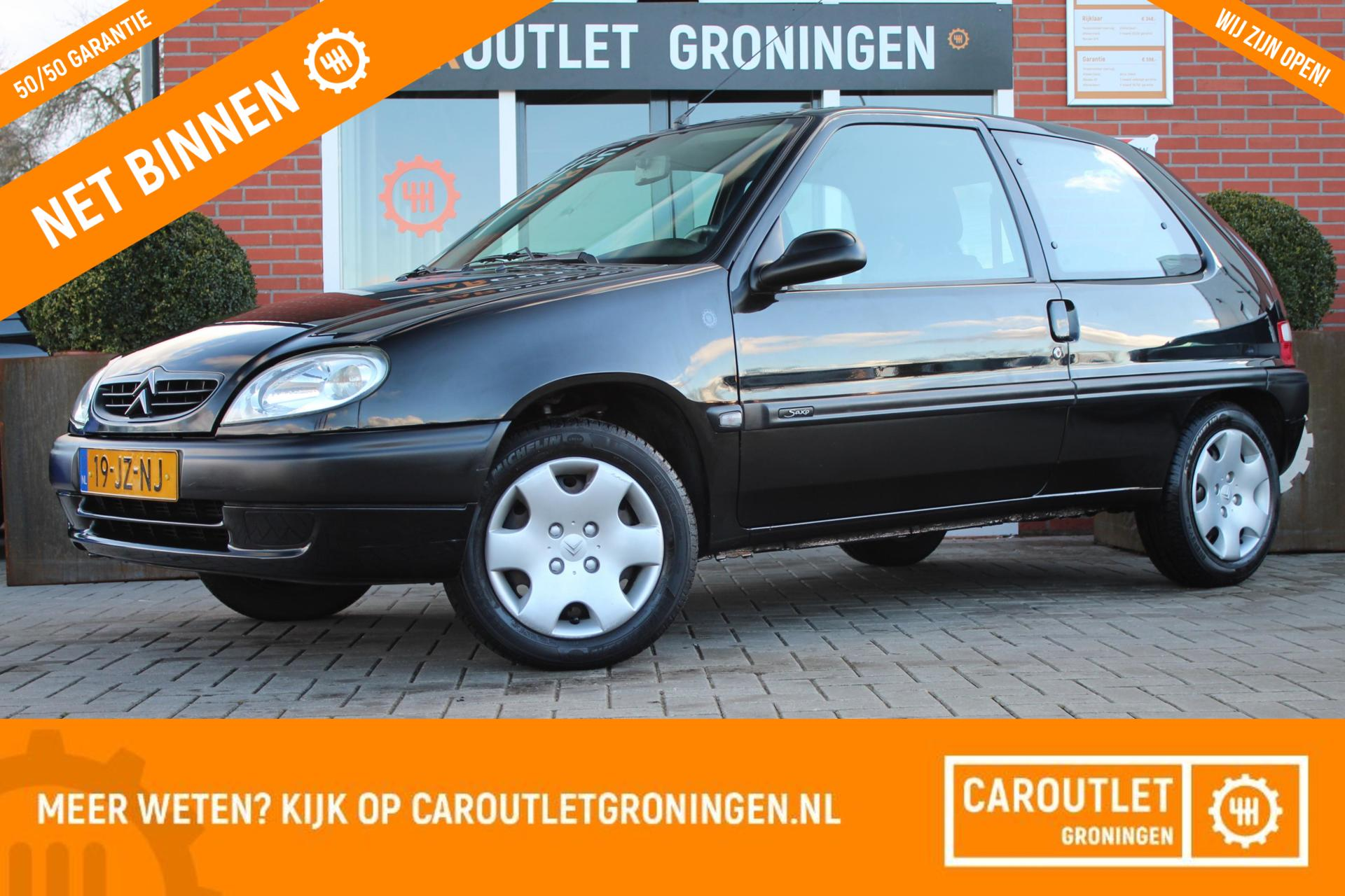 Caroutlet Groningen - Citroen Saxo 1.1i Furio | 65586KM | NW APK | 19 PER MAAND