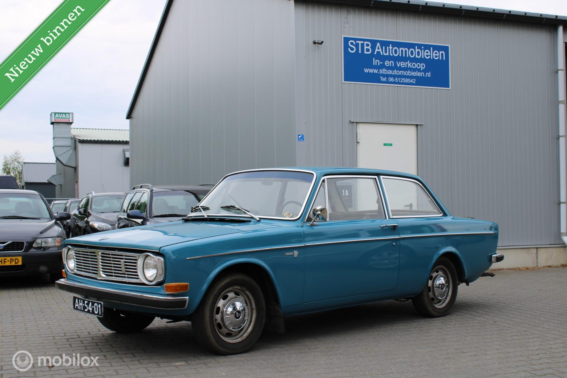 Volvo 142 1969, LPG, 2 jaar apk, B20