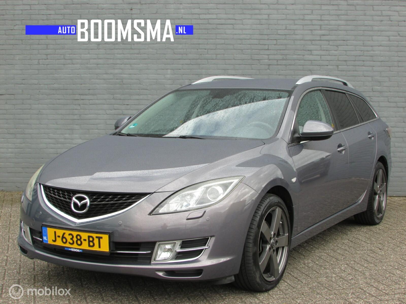 Mazda 6 Sportbreak 2.5 170pk Exclusive Full options