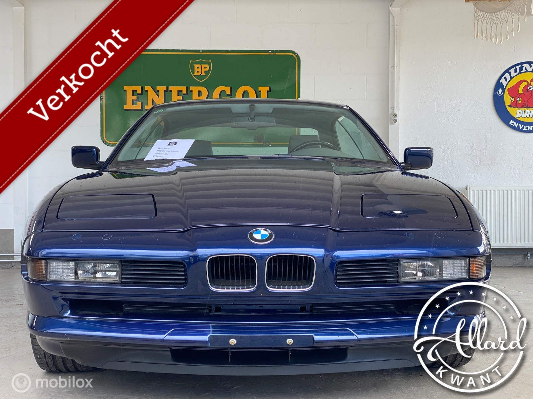 BMW 8-serie 850 Ci   V12   Automaat   Youngtimer  