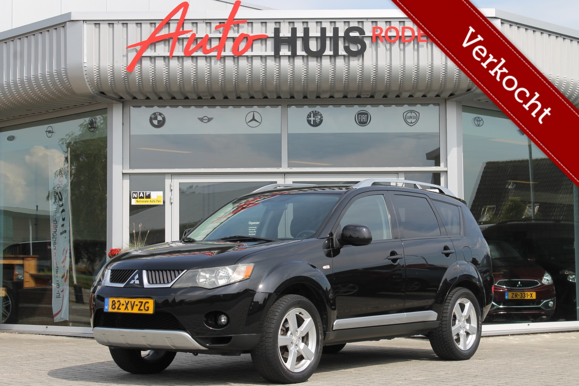 Mitsubishi Outlander 2.4 Edition Two *4WD* Automaat| 7Pers.|