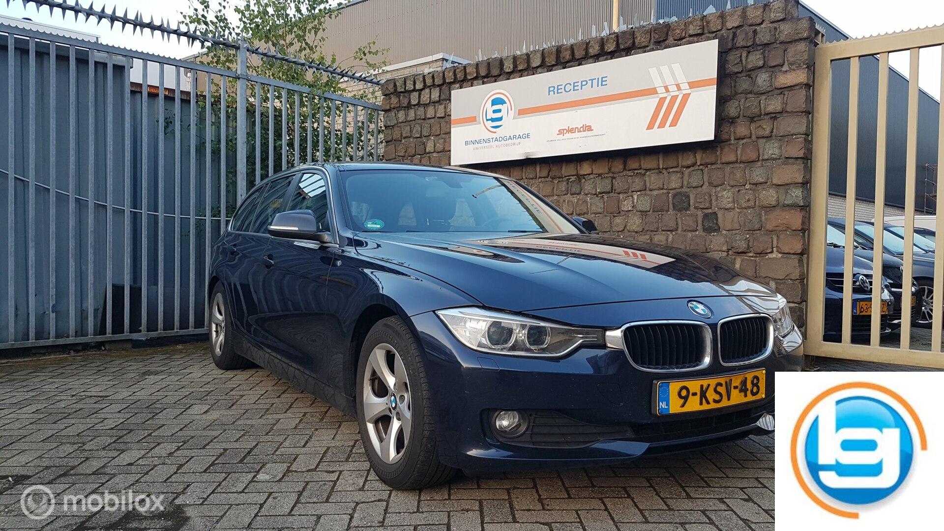BMW 3-serie Touring 320d EfficientDynamics Edition