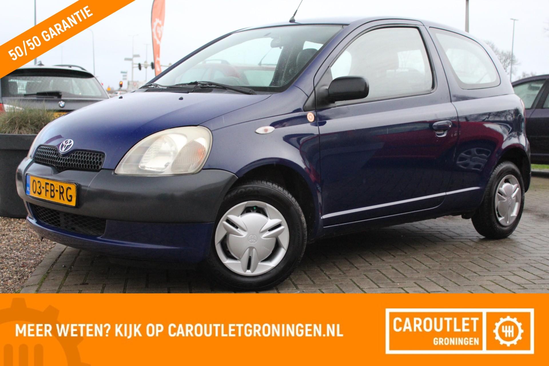 Caroutlet Groningen - Toyota Yaris 1.0-16V VVT-i Luna | NW APK | NETTE STAAT |