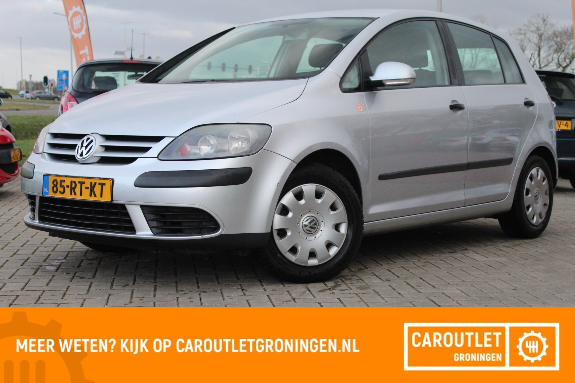 Caroutlet Groningen - Volkswagen Golf Plus 1.6 FSI | AIRCO | TREKH | ELEK PAKKET