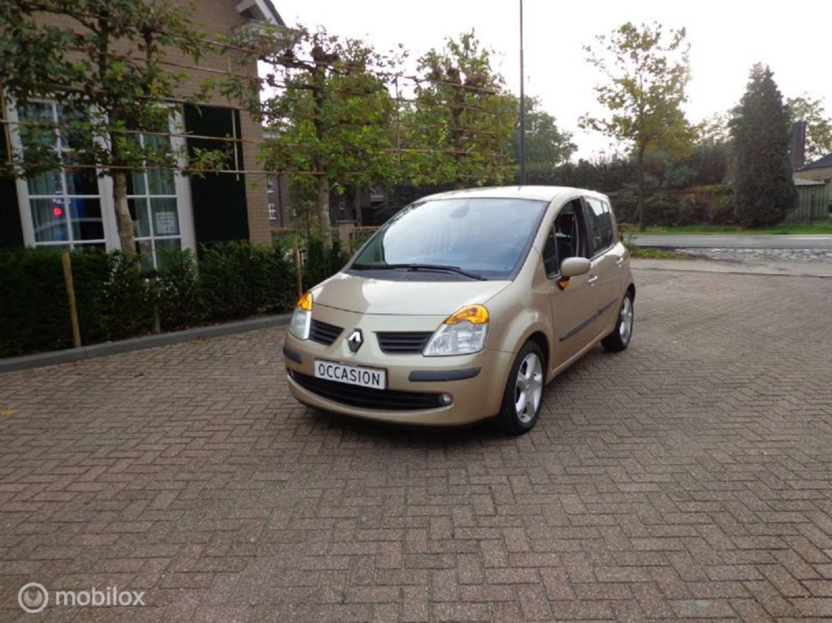 Renault Modus - 1.6-16V Privilège Luxe