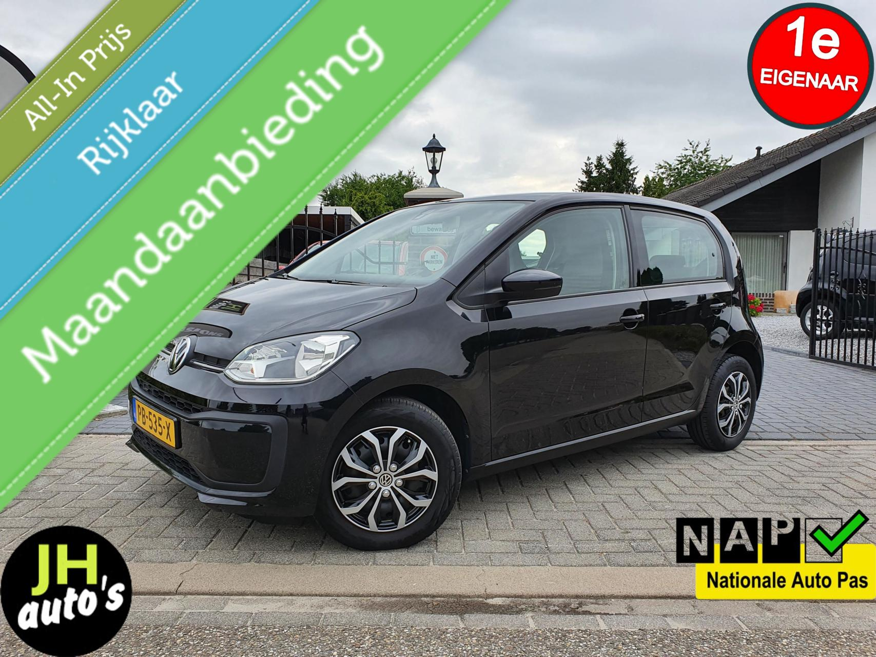 Volkswagen Up! 1.0 BMT move up! 5-drs (Airco/DAB) Facelift!