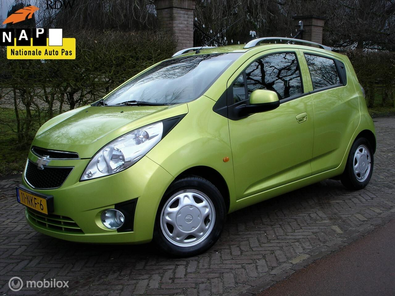 Chevrolet Spark 1.0 16V LE (Bj 2010) 77.835 KM/1ste Eigenaar