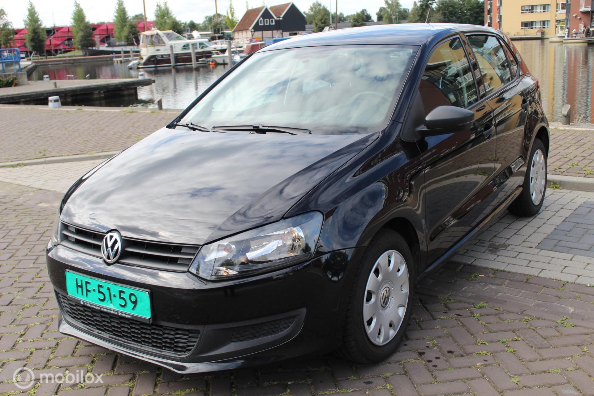 Volkswagen Polo 1.2 Nieuwst 5-deurs 4x elektr ramen. Airco!