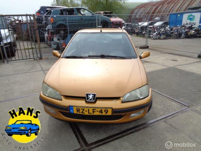 Peugeot 106 1.1 Accent Select 1996 - 2004