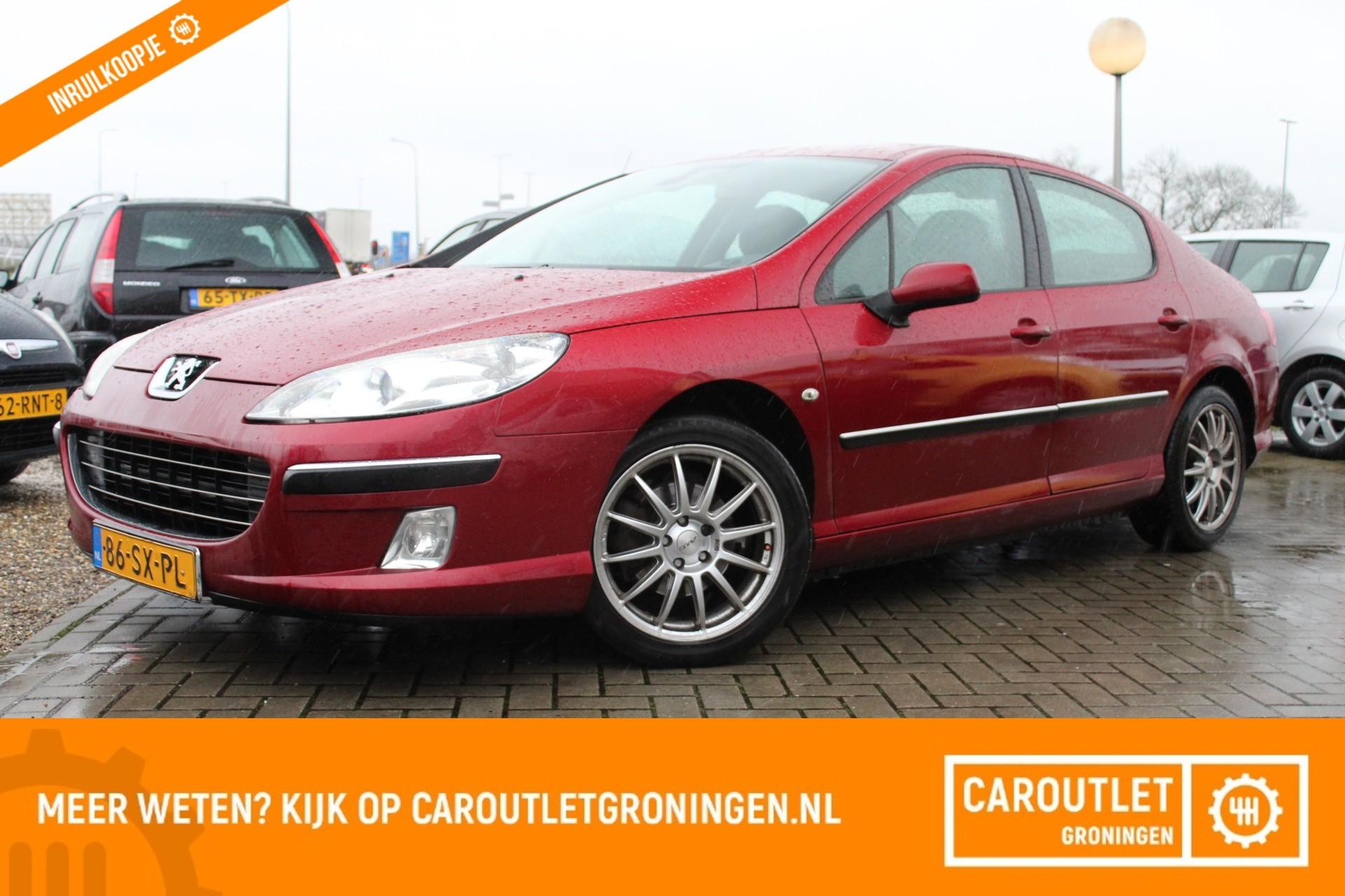 Peugeot 407 1.8-16V XR Pack | LPG G3 | CLIMA | CRUISE