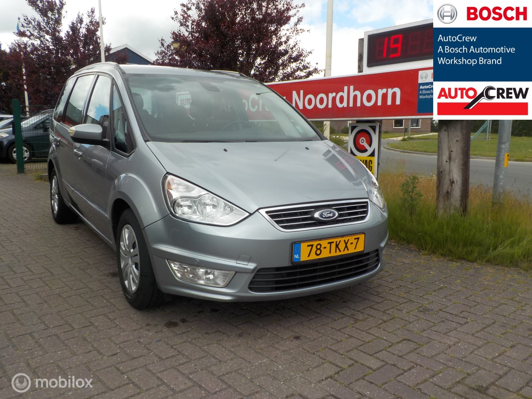 Ford Galaxy 1.6 SCTi 160pk Trend Business - 7-persoons
