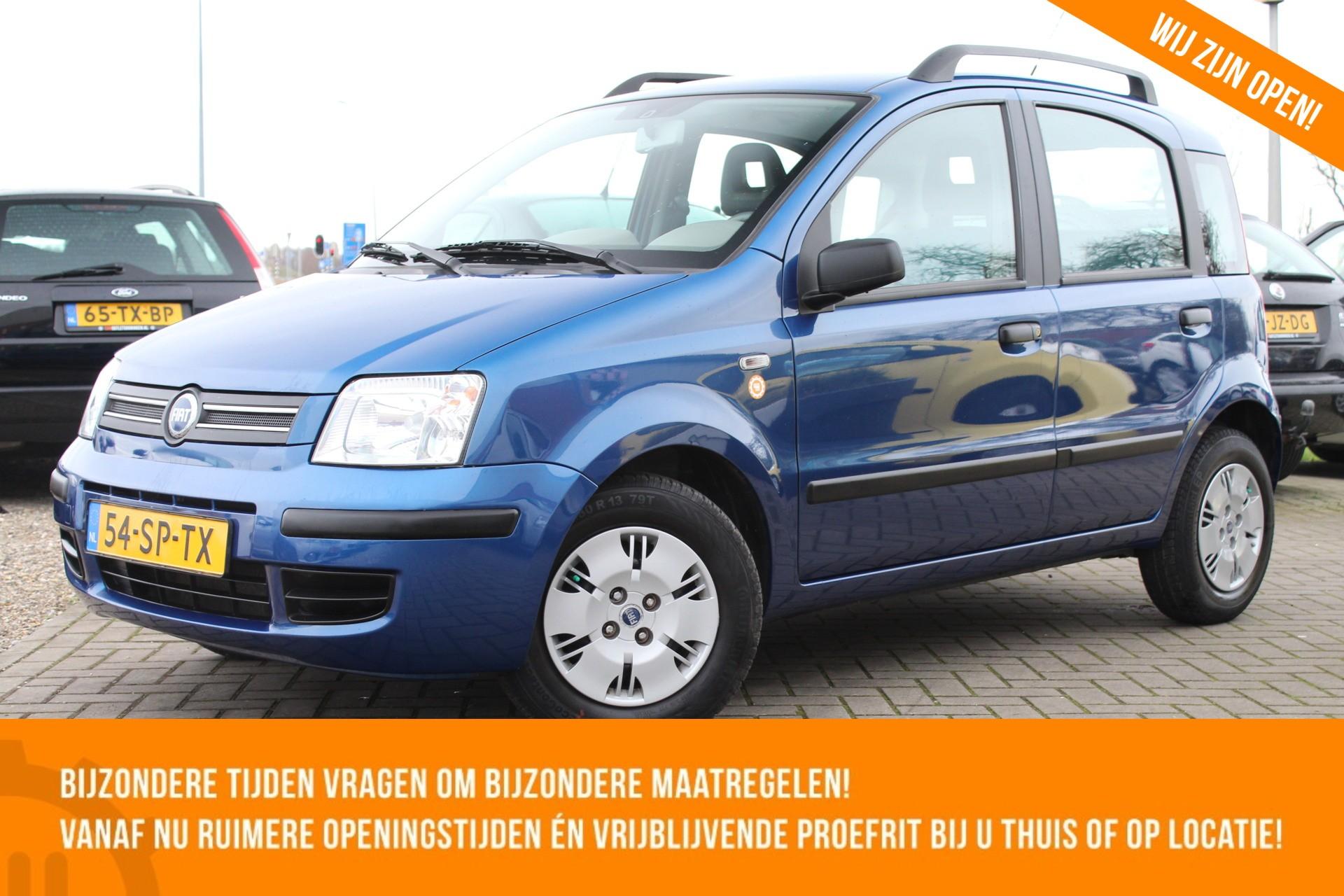 Caroutlet Groningen - Fiat Panda 1.2 Navigator AUTOMAAT | LAGE KM STAND | ELEK PAKKET |