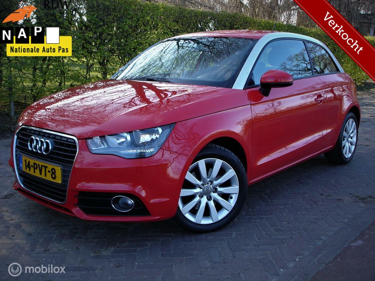 Audi A1  1.4 TFSI Attraction Pro Line Business Verkocht!