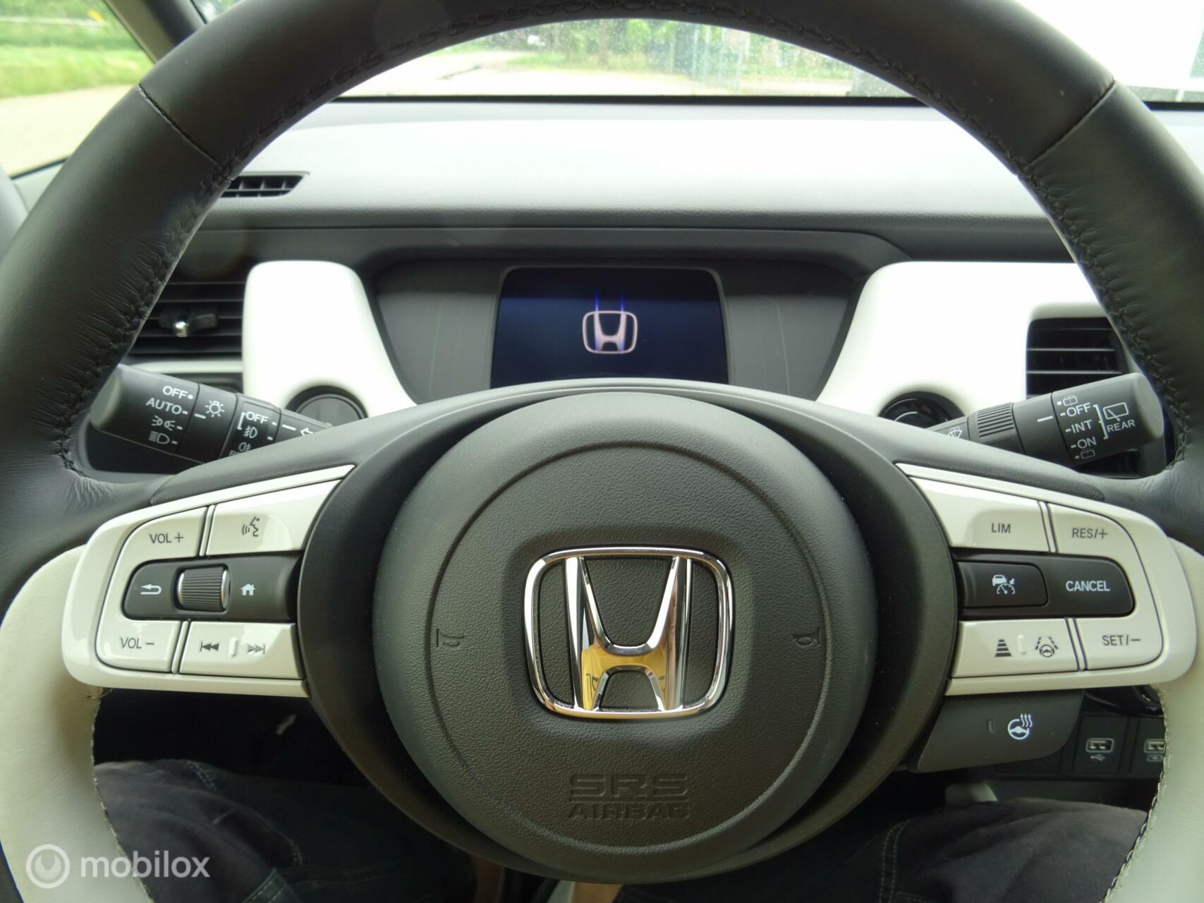 Honda Jazz 1.5 e:HEV Executive