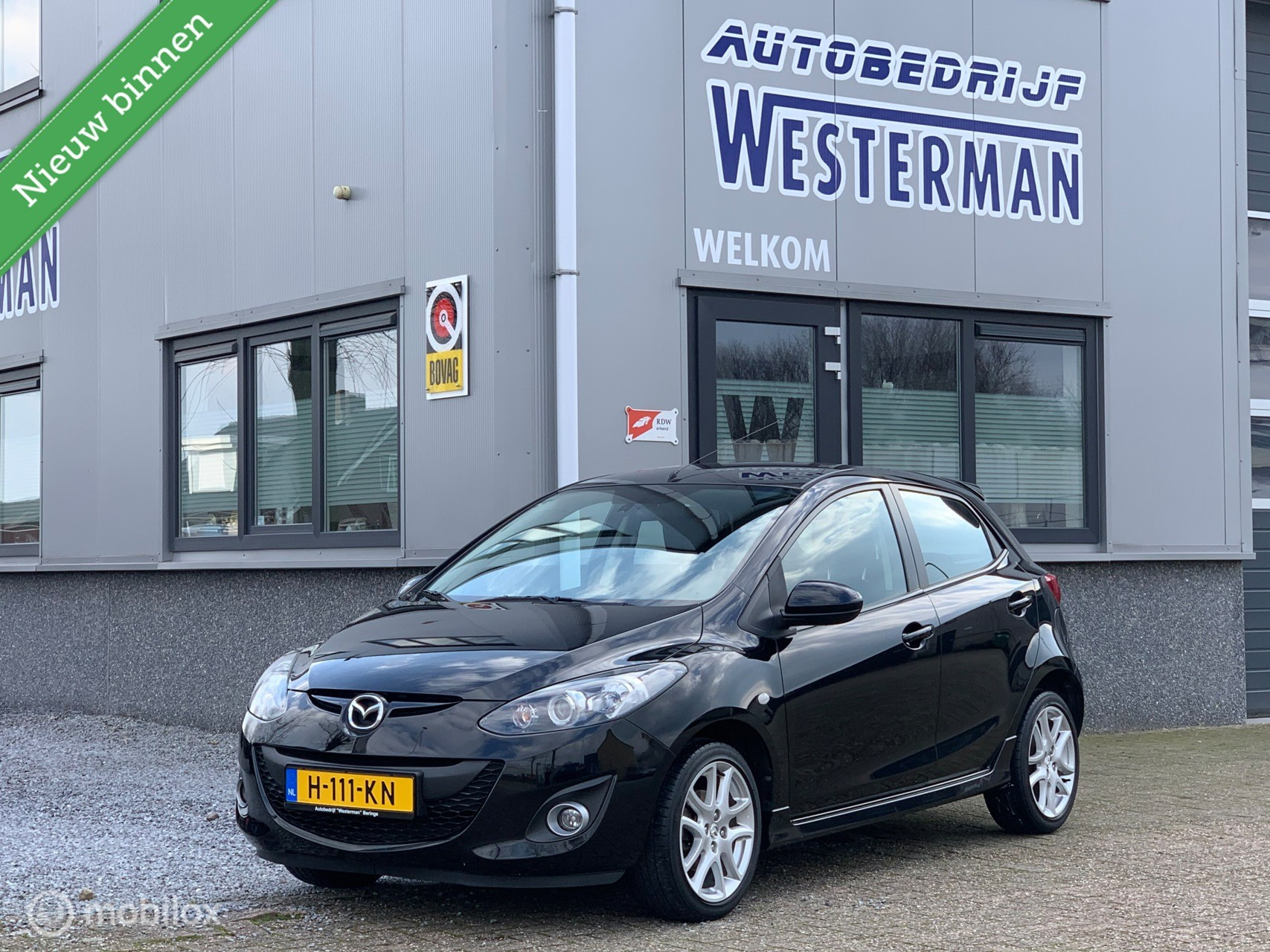 Mazda 2 1.5 GT-M 102Pk 5Drs Clima Cruise 16