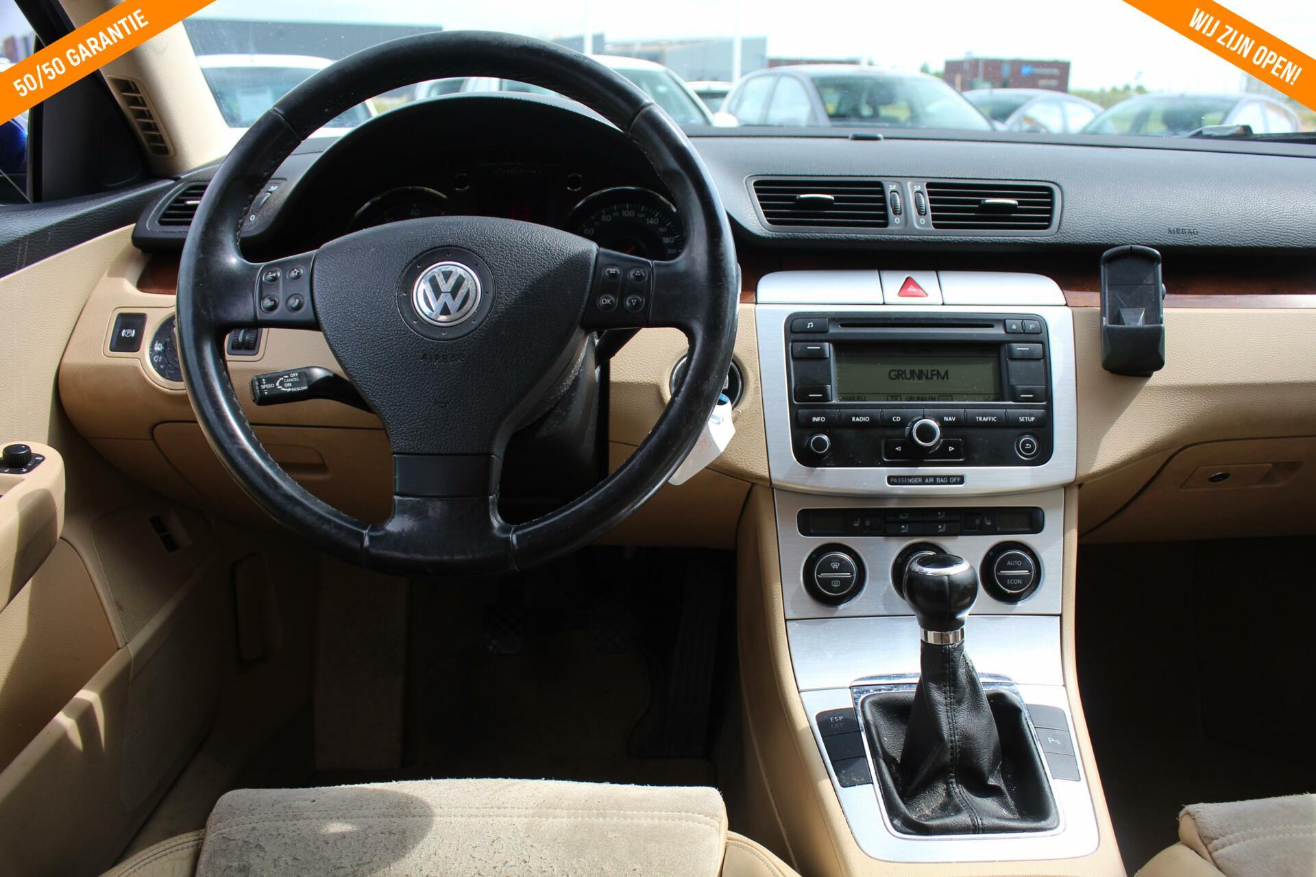 Caroutlet Groningen - Volkswagen Passat Variant 2.0 FSI Highline | CLIMA | CRUISE | LEER