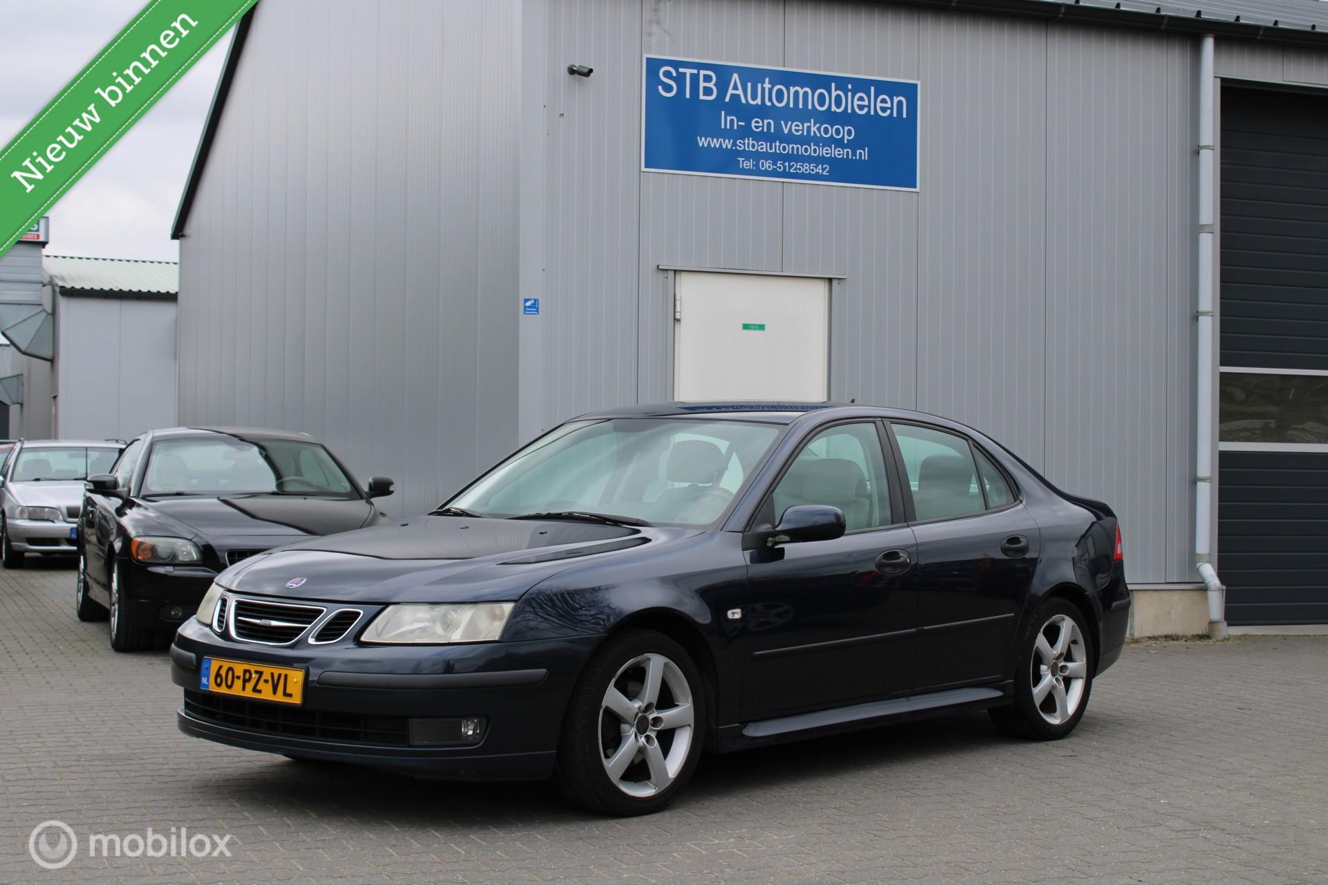 Saab 9-3 Sport Sedan 1.8t Linear, Automaat, Youngtimer
