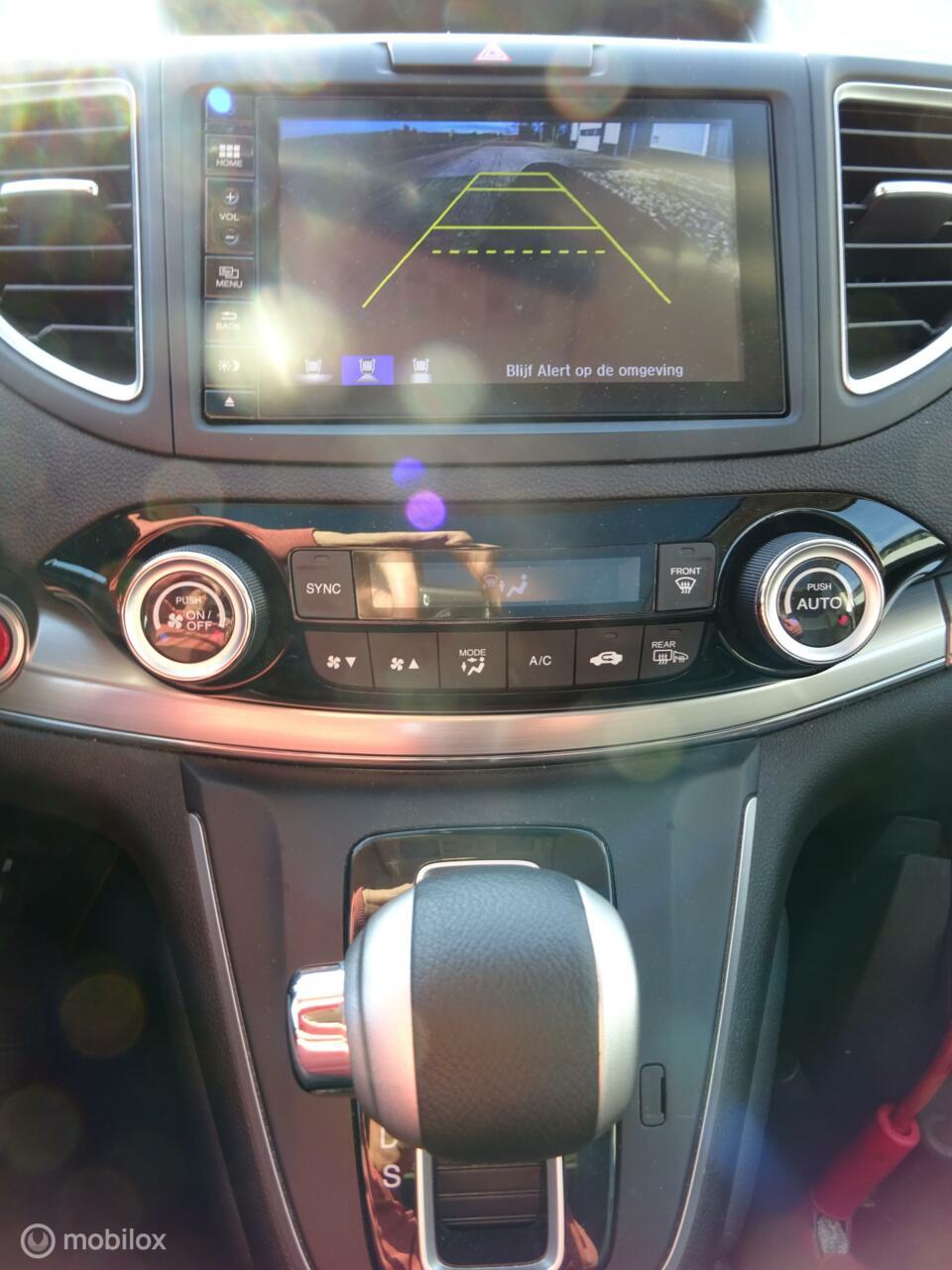 Honda CR-V 2.0 4WD Executive