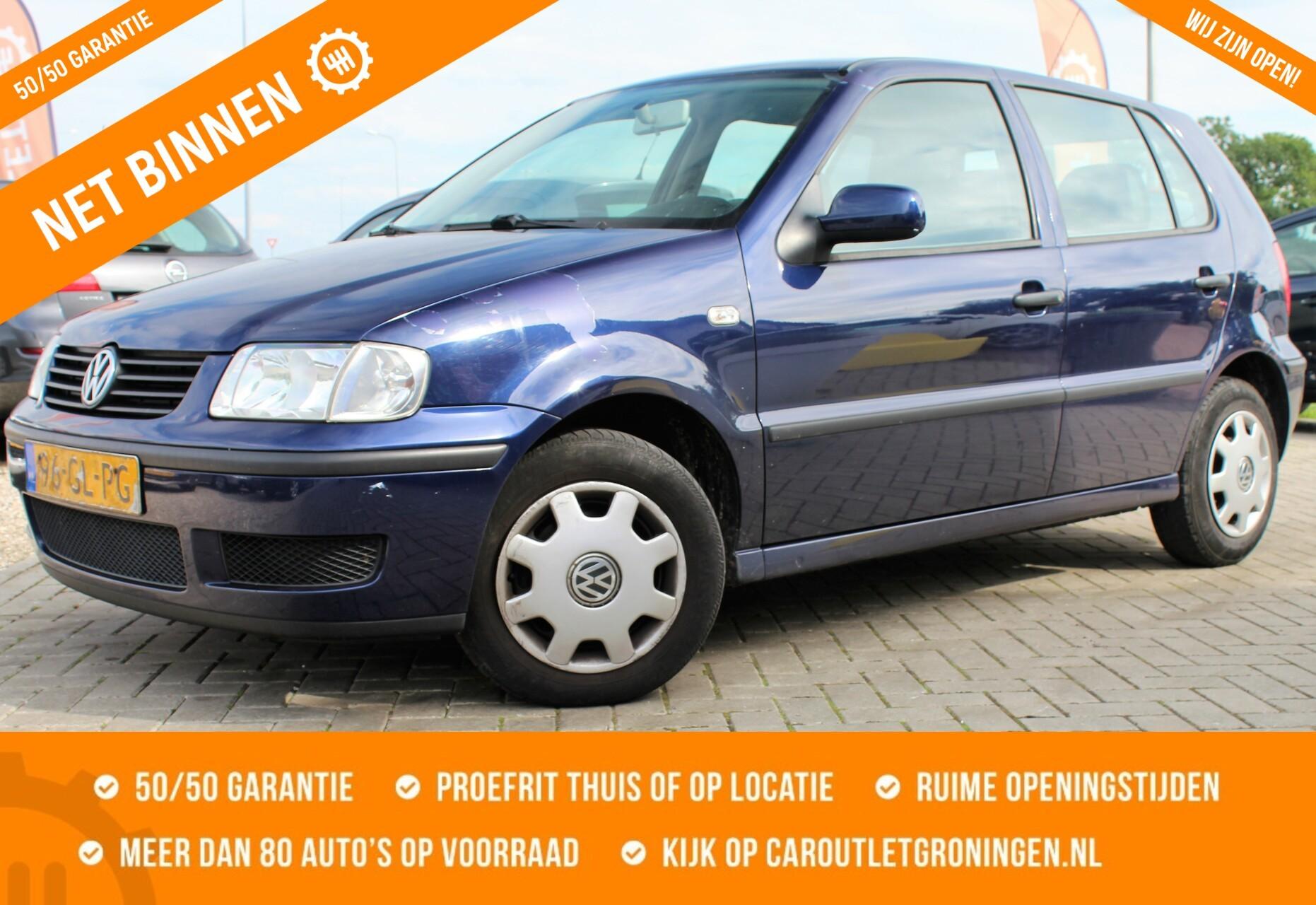 Volkswagen Polo 1.4 Comfortline | AIRCO| INRUILKOOPJE
